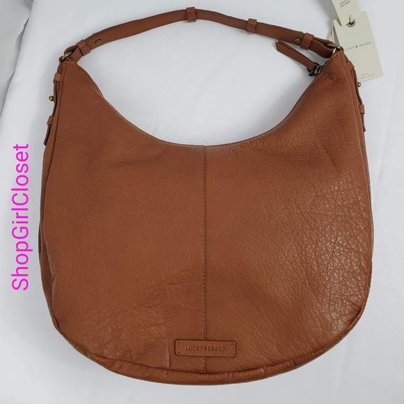 🆕️ NWT Lucky Brand Hobo Shoulder Bag